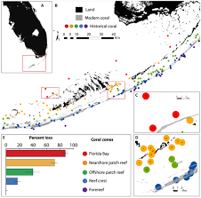 Ghost Reefs Nautical Charts Document Large Spatial Scale Of