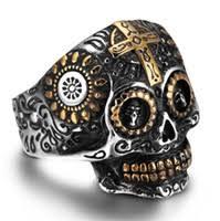 <b>Vintage</b> Gypsy Rings UK