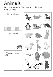 Esl Worksheets For Kindergarten Free Worksheets Library | Download ...