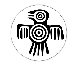 aztec bird symbol aztec bird example of mystical aztec  aztec bird symbol aztec bird example of mystical aztec civilisation signs could be