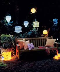creative outdoor lighting ideas. Creative Outdoor Lighting Ideas Photo - 2