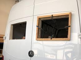 Einbau Von Dometic Seitz S4 Fenstern Midi Heki Dachfenster Fan