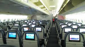 delta air lines 747 400 74s cabin tour you