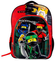 Backpack - Lego Movie - Ninjago Movie School Bag 175025 by LEGO - Shop  Online for Toys in Australia