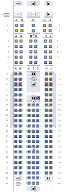 54 Inquisitive Aa 767 Seat Map
