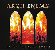 <b>Arch Enemy - As</b> The Stages Burn! | Releases | Discogs