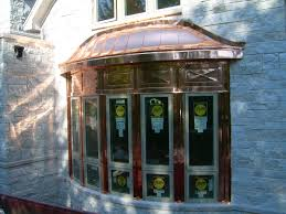 Pella Windows Louisville Ky Ideas Tips Custom Copper And Bay Pella Windows Matched With