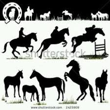 24 Beste Afbeeldingen Van Vanalles Horses Stencil En Birds