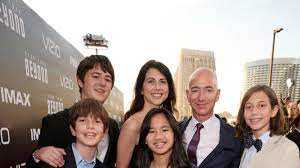 Amazon CEO Jeff Bezos shares the career ...
