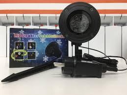 <b>Лазерный</b> проектор Led Strahler Schneeflocke с эффектом ...