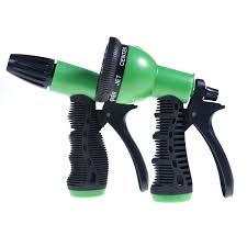 aquaplumb 689 lawn and garden hose nozzle with adjustable water pistol sprayer greydock com