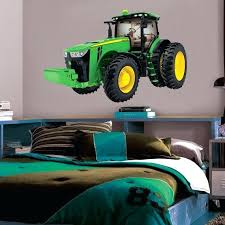 tractor wall decals john tractor decal wall sticker home decor by part tractor wall decals canada tractor wall decals