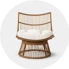 Cliff Set of <b>2</b> Wicker <b>Patio Chairs</b>