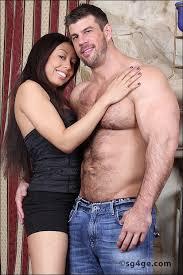 Gay man penetrates woman