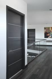 no matter what the type of door framing hinges s or trim color you have you will never regret choosing black for the doors