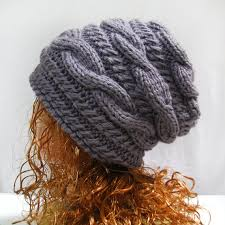 Loom Knitting Hat Patterns Beauteous Loom Knitting