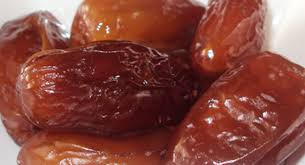 Image result for picture of soaked dates
