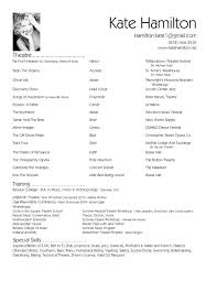 Show Me A Resume Show Examples Of Resumes Examples Of Resumes 18