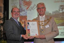 hib award hereford city council primary sidebar the or of hereford councillor brian wilcox receiving the award for hereford at