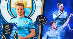 Manchester Citys Kevin De Bruyne ist Transfermarkts Premier-League-Spieler  der Saison