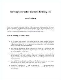 Job Resume Cover Letter Example Resumes Summer Job Resume Cover