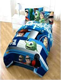 toy story bedding set twin size comforter