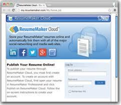 resumemaker professional deluxe    broderbund   official    resumemaker cloud