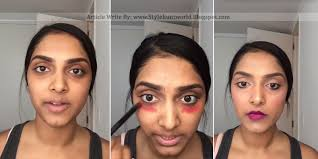 hide your dark circles in just 5 minutes how to mask dark under eye circles