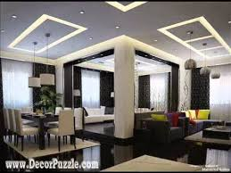Plaster Of Paris Interior Roof Decoration Designs