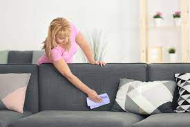 how to clean a fabric couch and sofa