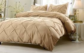 duvet comforter cover. Unique Duvet Three Piece Pinch Pleat Design White Bedding SetIncludes Comforter And Duvet  Cover U2013 Cherry Hill Collection On D