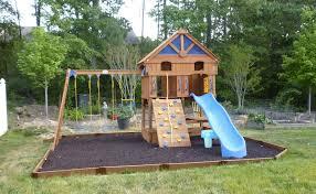 Build Backyard Playground Ideas
