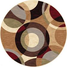contemporary round area rugs 4 ft rug new modern