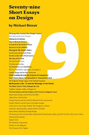 short essays on design by michael bierut 314796
