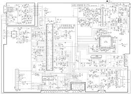 Symbols magnificent pal circuit diagram and fig tv board