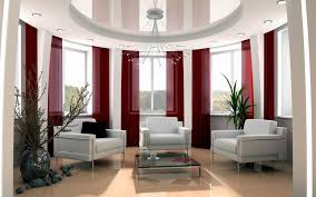 Stylish Living Room Curtains Modern Living Room Design In Small Space To Realize Your Dream L