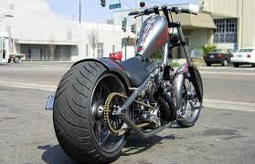 2003 jesse james el diablo rigid custom west coast chopper tv bike