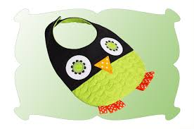 Quilted Owl Baby Bib In The Hoop - DigiStitches Machine Embroidery ... & Owl Baby Bib In The Hoop 1 ... Adamdwight.com