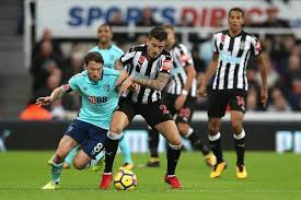 Image result for BOURNEMOUTH v Newcastle United