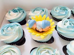 Baby Shower Cupcakes Boy Nyc Cupcake Cake Ideas Edinburgh Toppers