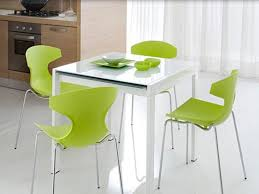 round kitchen table and chair sets green dining table set
