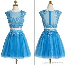 Blue dresses for teens