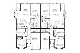Small Picture Duplex House Plans Free Download Modern Designs Floor cubtab