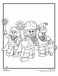 Small Picture Legos Harry Potter Coloring Sheet Coloring printables for kids