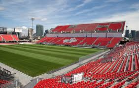 First Phase Of Bmo Field Renovations Nearing Completion