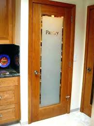 pantry door glass x frosted s 24 antique 24x80