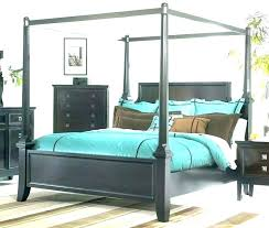 california king canopy bed frame – seniorclassaward.co