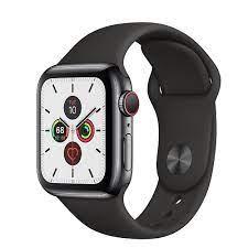 So Sánh Giá Đồng Hồ Thông Minh Apple Watch Series 5 LTE GPS + Cellular  Stainless