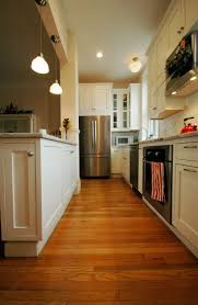 Parquet Flooring Kitchen Decoration Ideas Fascinating Parquet Flooring With White Shade
