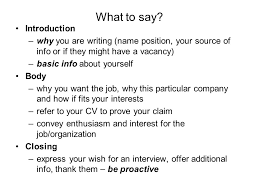 Good Things In Resume Gallery For Website What To Say About Yourself